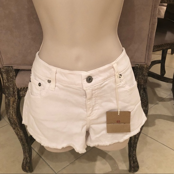 Ag Adriano Goldschmied Pants - AG Adriano Goldschmied the Daisy shorts